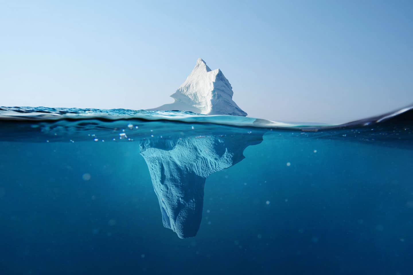 Iceberg your Website